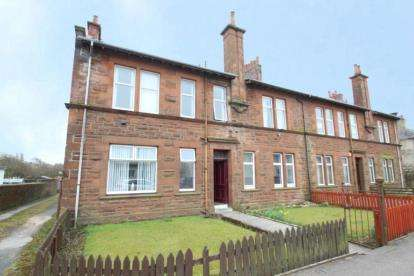 1 Bedroom Flat for sale in Irvine Road, Crosshouse, East Ayrshire