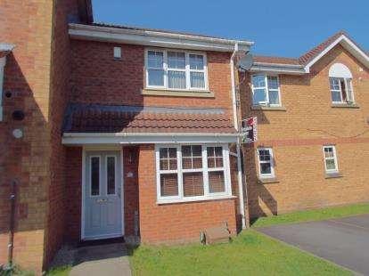 3 Bedrooms Town House for sale in The Fieldings, Fulwood, Preston, Lancashire, PR2