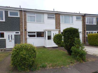 3 Bedrooms Terraced House for sale in Chapel Field, Great Barford, Bedford, Bedfordshire