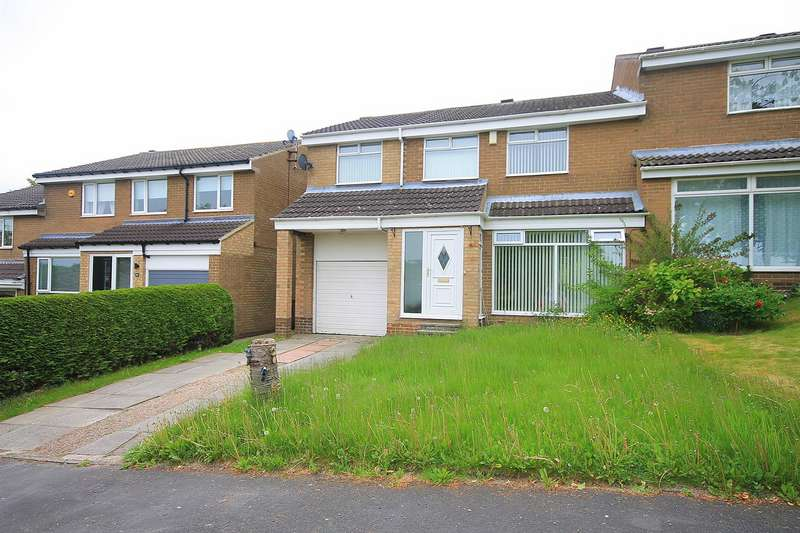4 Bedrooms Semi Detached House for sale in Langton Lea, High Shincliffe, Durham