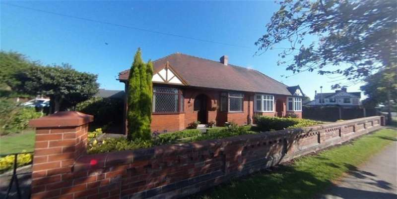 3 Bedrooms Semi Detached Bungalow for sale in Stockport Road, Denton, Manchester
