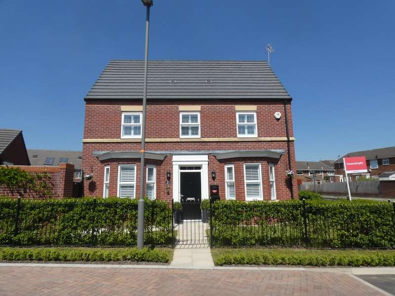 3 Bedrooms Semi Detached House for sale in Witsun Drive, Liverpool, Merseyside, L4