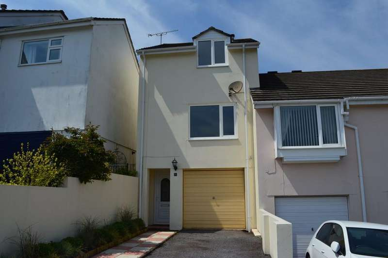 2 Bedrooms Semi Detached House for sale in Veille Park, Torquay
