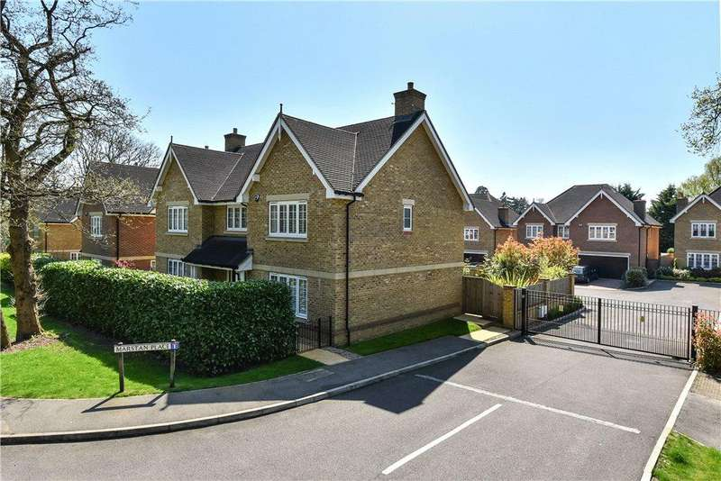 6 Bedrooms Detached House for sale in Marstan Place, Camberley, Surrey, GU15