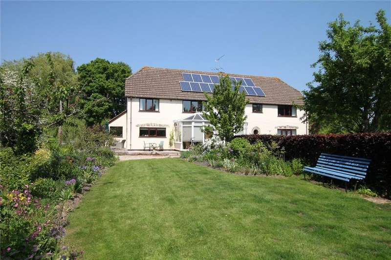 5 Bedrooms Detached House for sale in Staplegrove, Taunton, Somerset