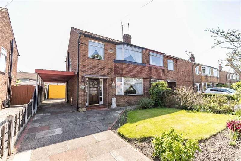 3 Bedrooms Semi Detached House for sale in Clarendon Road, Sale