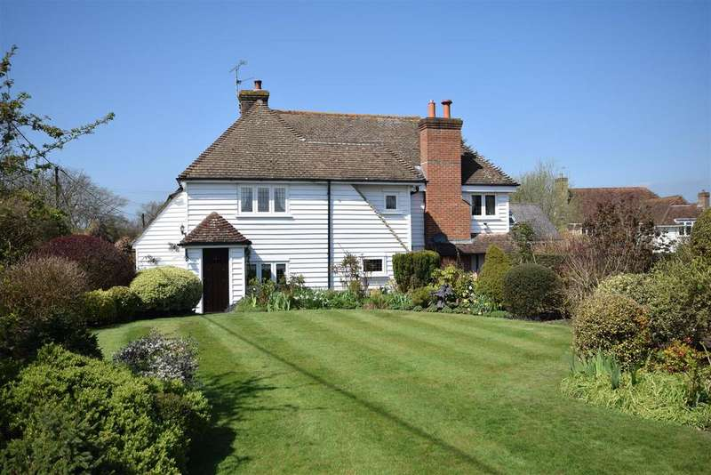 5 Bedrooms Detached House for sale in Chitcombe Road, Broad Oak