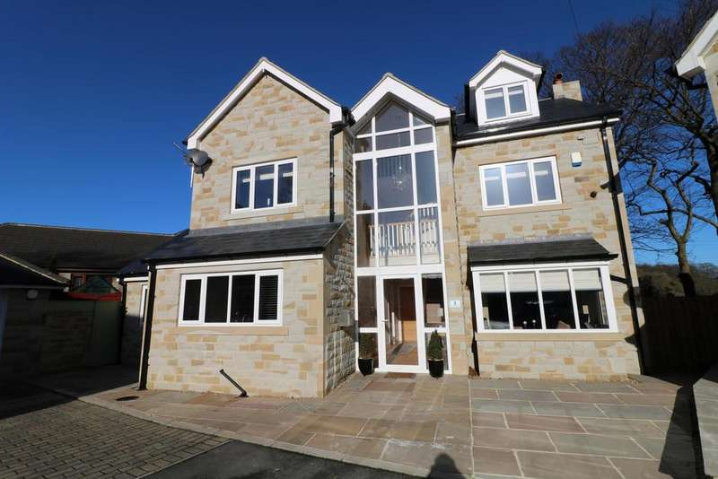 5 Bedrooms Detached House for sale in Crow Wood View, Brighouse, HD6