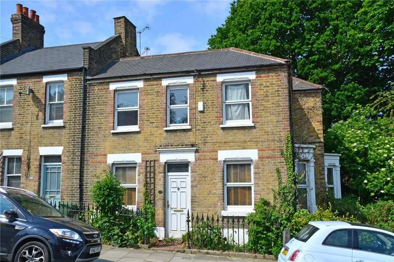 3 Bedrooms End Of Terrace House for sale in Red Lion Lane, Shooters Hill, London, SE18