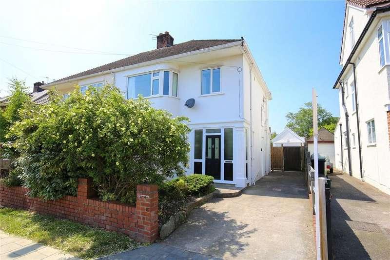 3 Bedrooms Semi Detached House for sale in Sandyleaze, Westbury-On-Trym, Bristol, BS9
