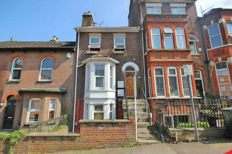 2 Bedrooms Apartment Flat for sale in Rothesay Road, Luton