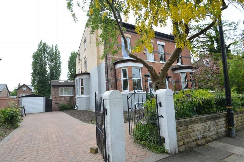5 Bedrooms Semi Detached House for sale in Holmefield, SALE, Cheshire