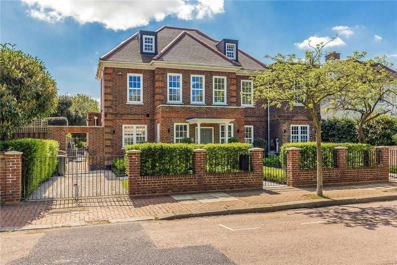 6 Bedrooms Detached House for sale in Coppice Drive, London, SW15