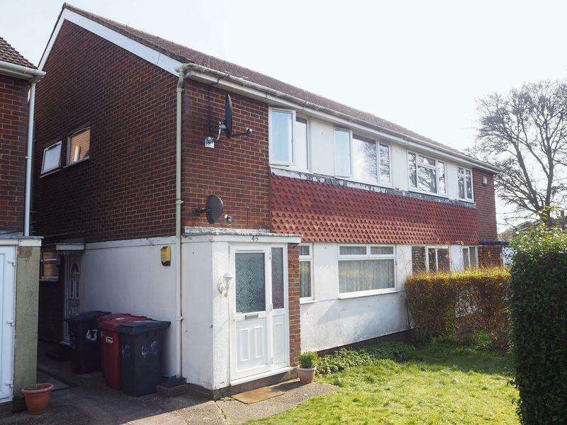 2 Bedrooms Apartment Flat for sale in Common Road, Langley