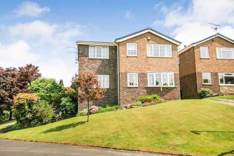 4 Bedrooms Detached House for sale in Gainsborough Road, Dronfield, Derbyshire S18 1QW