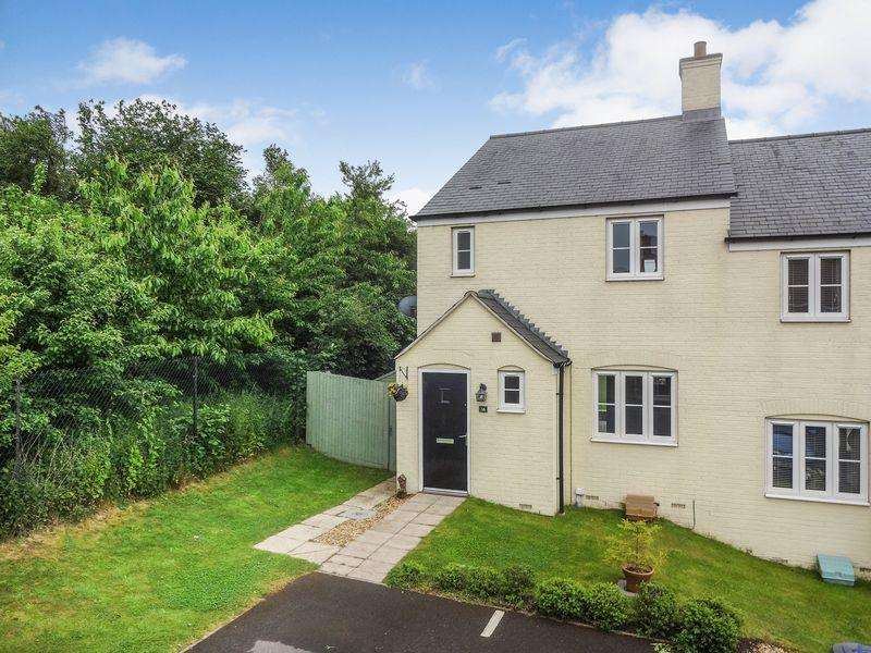 3 Bedrooms Semi Detached House for sale in Nottingham Close, Ampthill