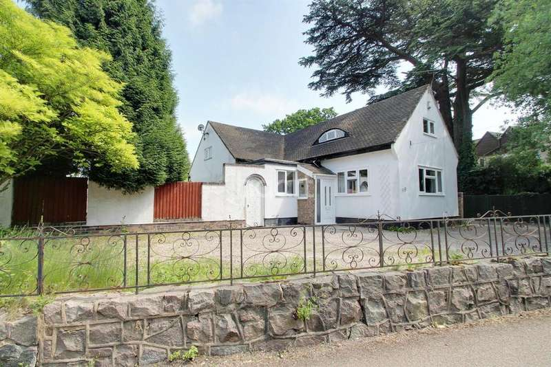 4 Bedrooms Detached House for sale in Loughborough Road, Birstall, Leicester