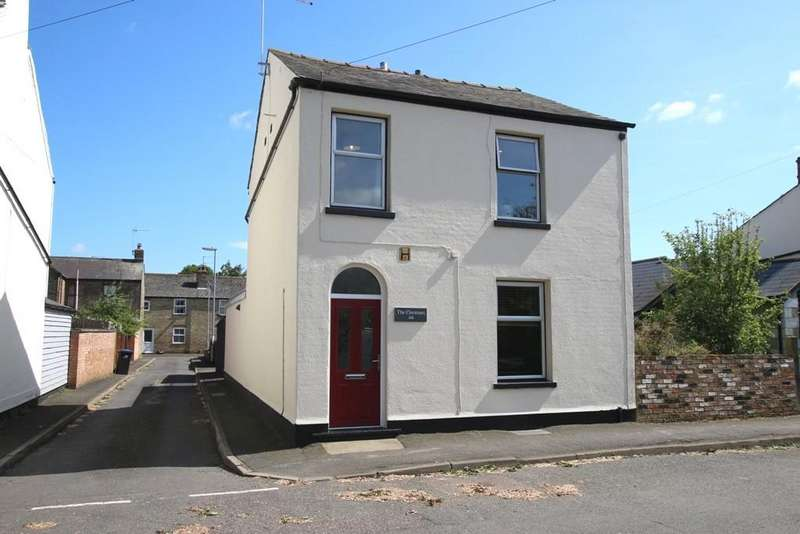 3 Bedrooms Detached House for sale in New Barns Road, Ely