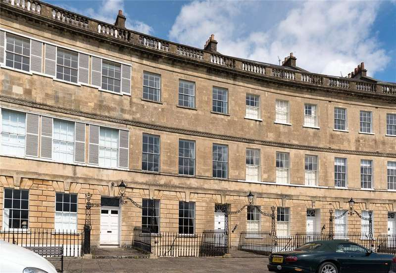 7 Bedrooms Unique Property for sale in Lansdown Crescent, Bath, BA1