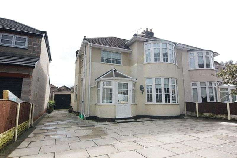 3 Bedrooms Property for sale in Queens Drive, Wavertree, Liverpool, L15