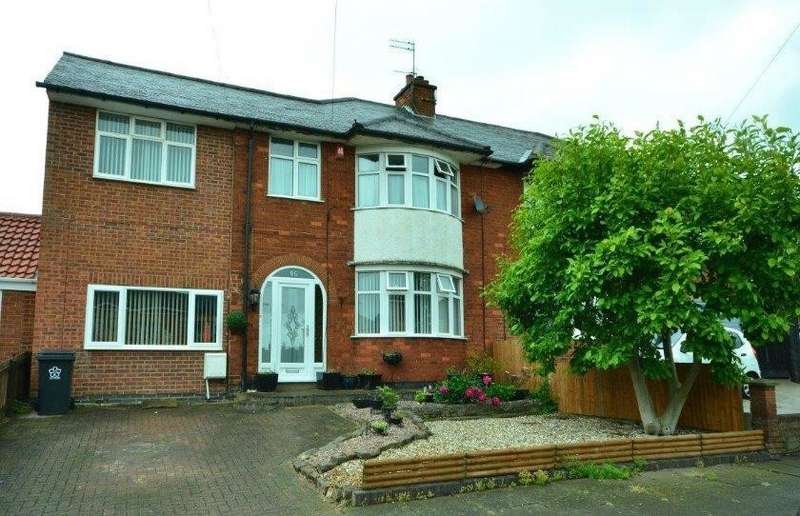 5 Bedrooms Property for sale in Romway Road, Evington, Leicester