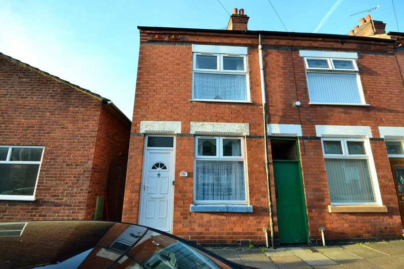 2 Bedrooms Property for sale in Avenue Road Extension, Clarendon Park, Leicester