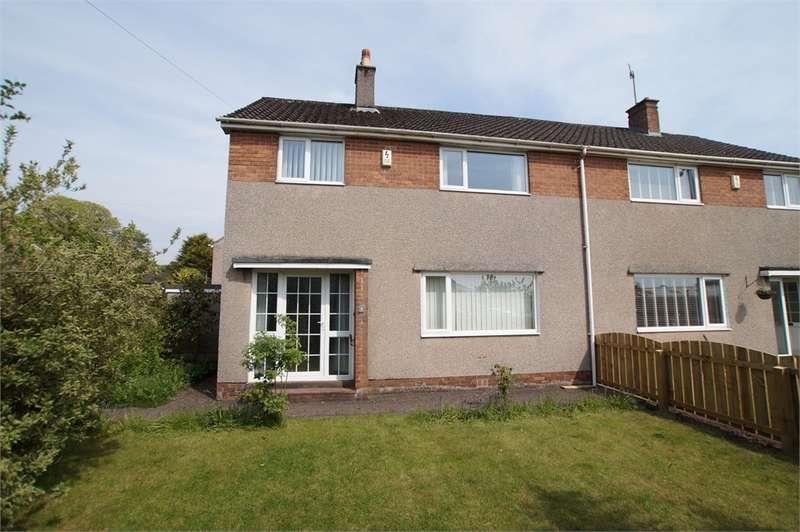 3 Bedrooms Semi Detached House for sale in CA22 2RL Woodbank, Egremont, Cumbria