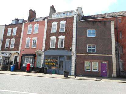 5 Bedrooms Terraced House for sale in Hotwell Road, Bristol