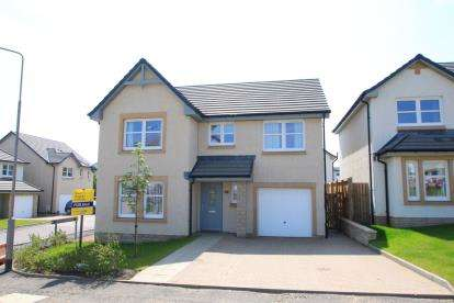 4 Bedrooms Detached House for sale in McDonald Street, Dunfermline