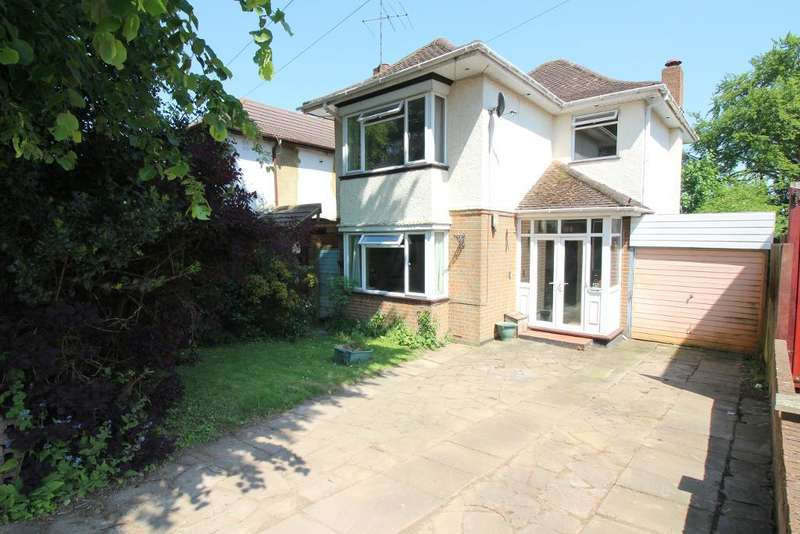 3 Bedrooms Detached House for sale in Halfway Avenue, Luton, Bedfordshire, LU4 8RA