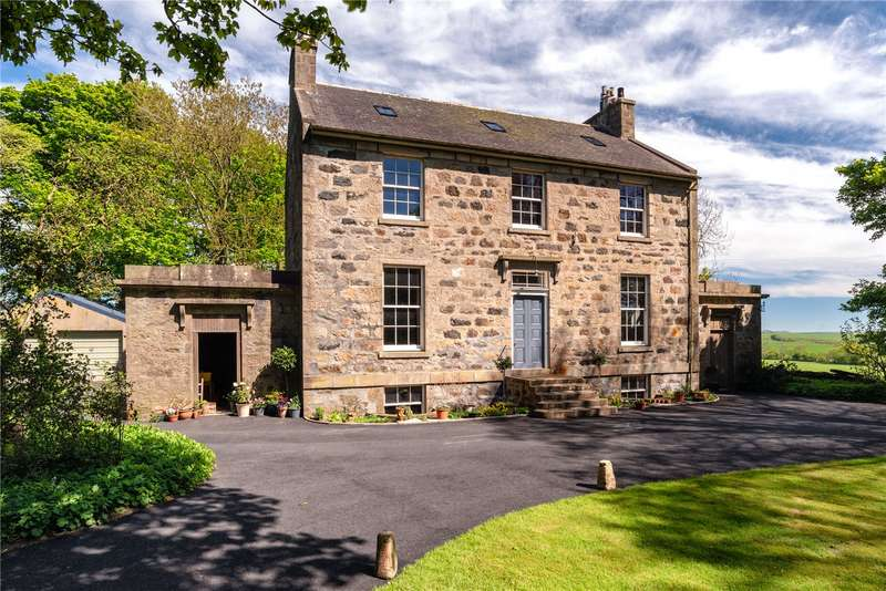 4 Bedrooms Detached House for sale in Shethin Farmhouse (Lot 1), Tarves, Ellon, Aberdeenshire, AB41