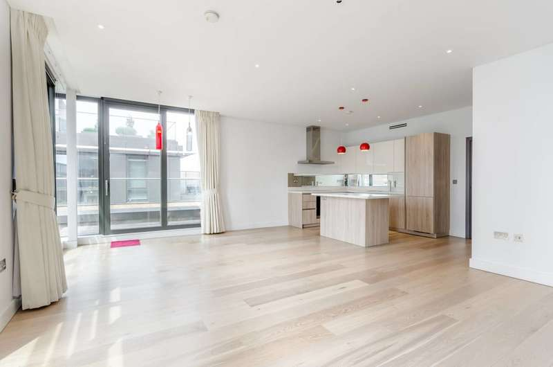 2 Bedrooms Penthouse Flat for sale in Plaza Gardens, Putney, SW15