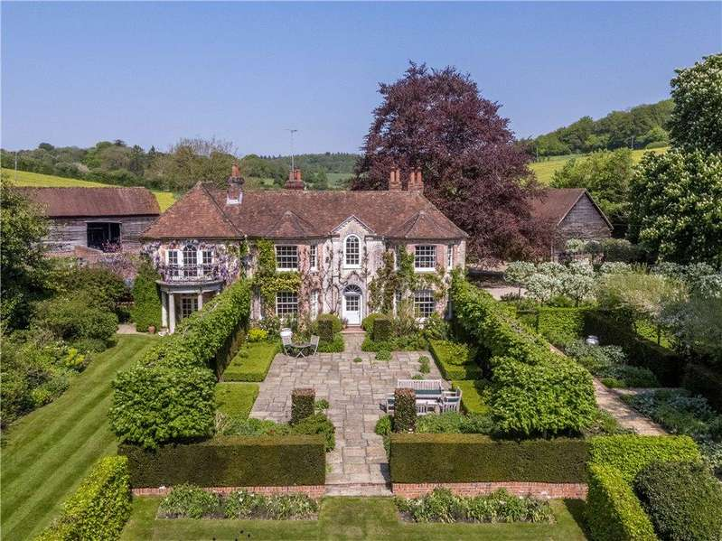 8 Bedrooms Detached House for sale in Ashampstead, Reading, Berkshire, RG8
