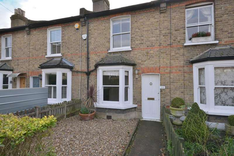 2 Bedrooms House for sale in Beverley Path, Barnes, SW13