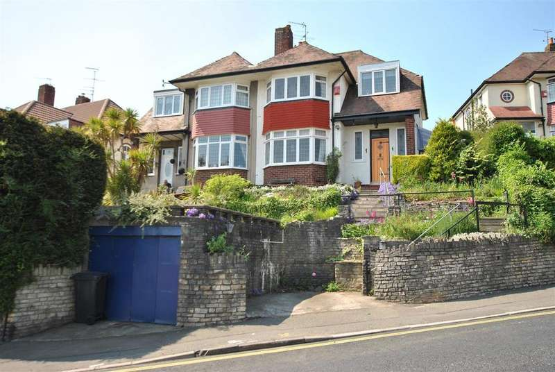 3 Bedrooms Semi Detached House for sale in Wells Road, Knowle