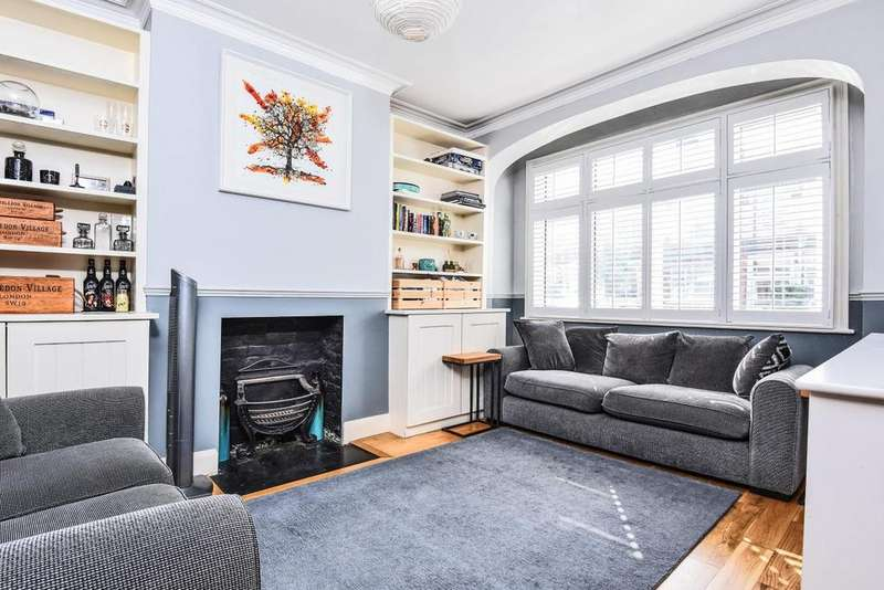 3 Bedrooms Terraced House for sale in Cromer Road, Tooting