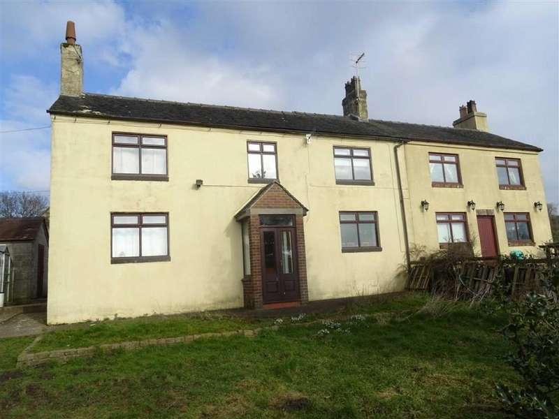 3 Bedrooms Farm Commercial for sale in Woodhouse Lane, Brown Edge, Stoke On Trent