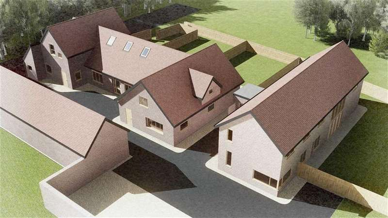4 Bedrooms Detached House for sale in Magham Down
