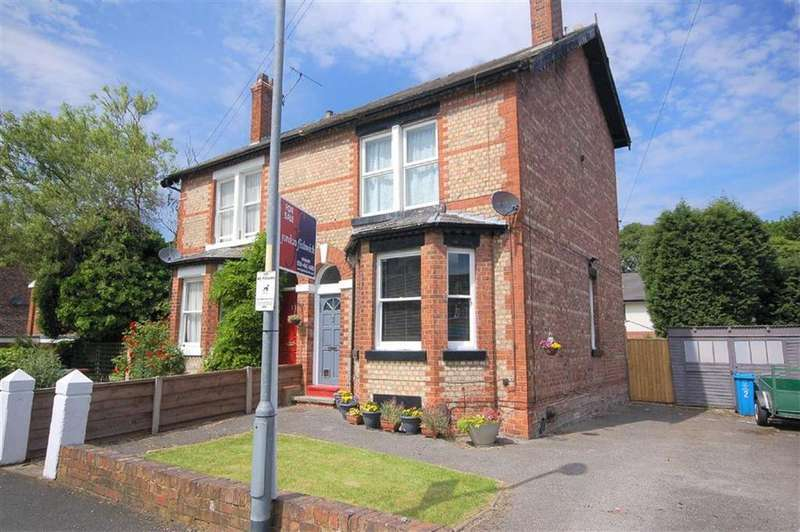 4 Bedrooms Semi Detached House for sale in Lingard Road, Northenden, Manchester, M22