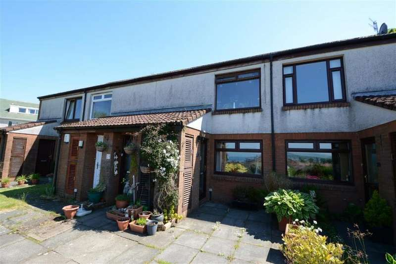 1 Bedroom Ground Flat for sale in 27 Woodcroft Avenue, Largs, KA30 9EW