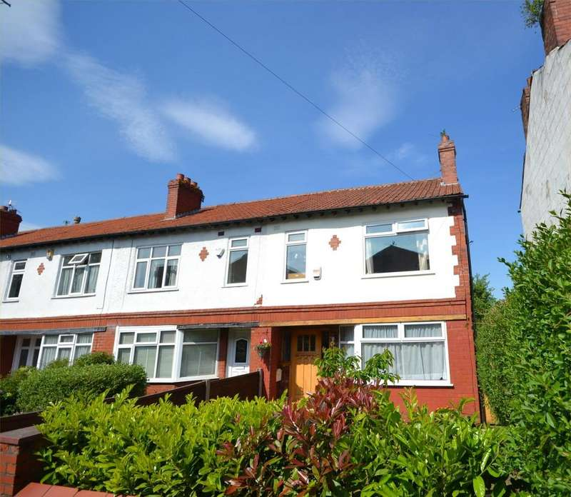 3 Bedrooms Terraced House for sale in Cavendish Road, West Didsbury
