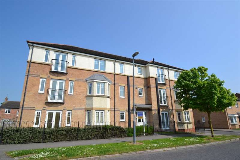 2 Bedrooms Apartment Flat for sale in Studley Drive, Spennymoor