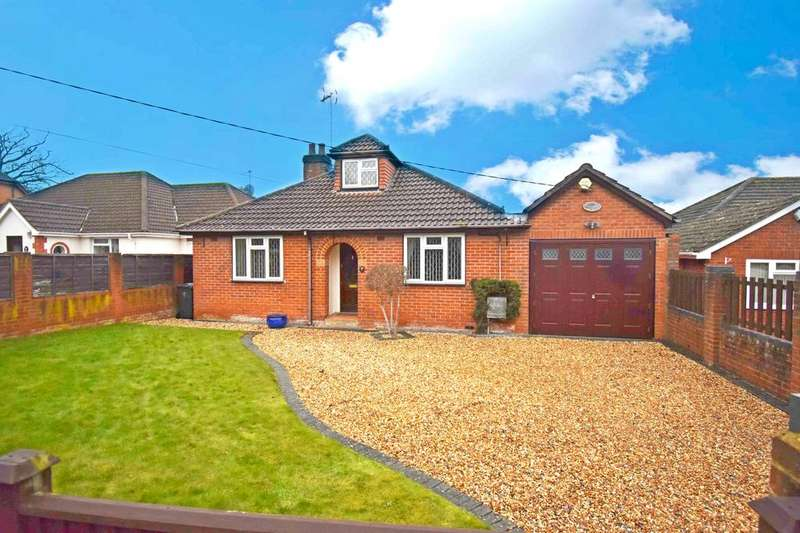 4 Bedrooms Detached Bungalow for sale in Reading Road, Chineham, Basingstoke RG24