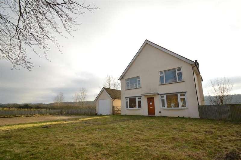 4 Bedrooms Detached House for sale in Grange Lane, Sandling, Maidstone
