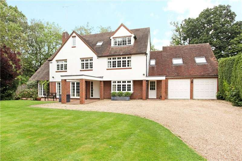 8 Bedrooms Detached House for sale in Broomfield Park, Sunningdale, Ascot, Berkshire, SL5