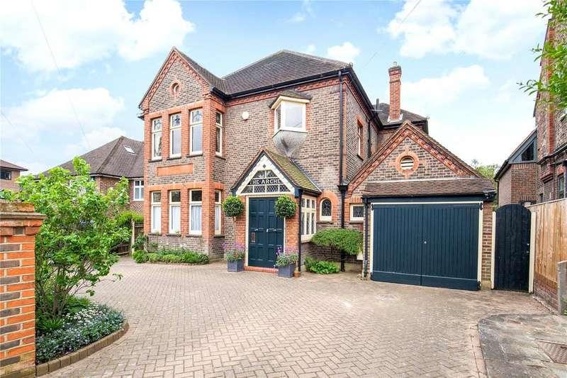 5 Bedrooms Detached House for sale in Worple Avenue, Wimbledon, London, SW19