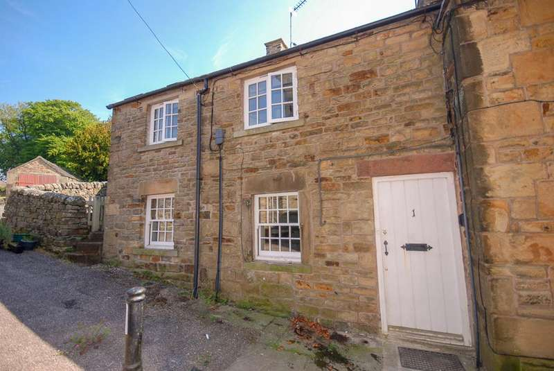 2 Bedrooms Cottage House for sale in Chapel Street, Longnor