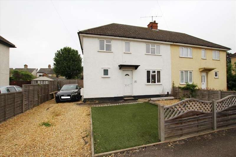 3 Bedrooms Semi Detached House for sale in Lime Tree Walk, Biggleswade, SG18
