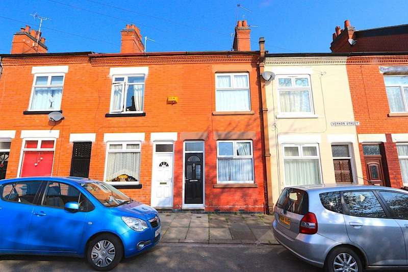 2 Bedrooms Terraced House for sale in Vernon Street, Leicester