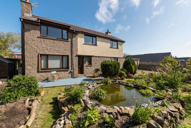 3 Bedrooms Detached House for sale in Elphin Street, New Aberdour, Fraserburgh, Aberdeenshire, AB43 6LH